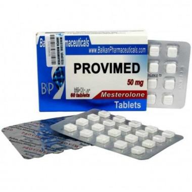 Provimed Провимед Провирон 50 мг, 20 таблеток, Balkan Pharmaceuticals в Атырау