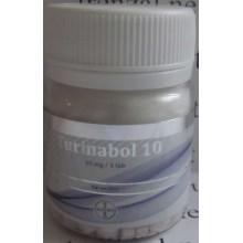 Turinabol Туринабол 10 мг 100 таблеток, Bayer AG