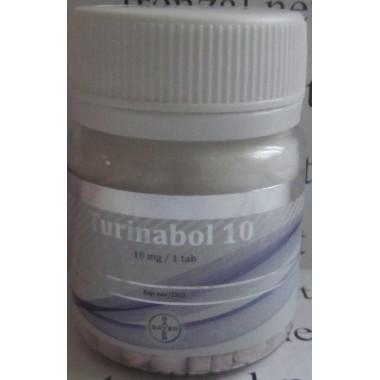 Turinabol Туринабол 10 мг 100 таблеток, Bayer AG в Атырау