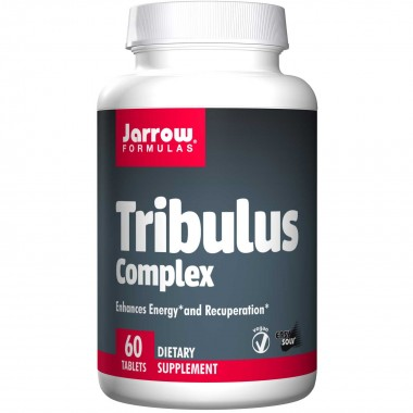 Tribulus Комплекс Трибулус, 60 таблеток, Jarrow Formulas в Атырау