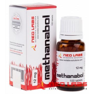 Methanabol Метанабол 12 мг, 100 таблеток, Neo Labs в Атырау