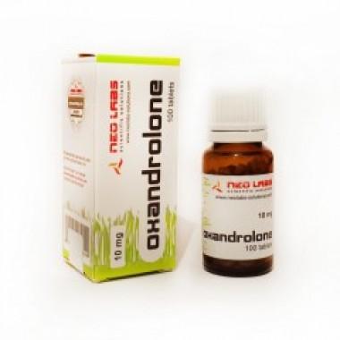 Oxandrolone Оксандролон 10 мг, 100 таблеток, Neo Labs в Атырау