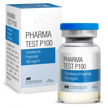 PHARMATEST P 100 мг/мл, 10 мл, Pharmacom LABS в Атырау