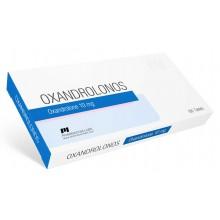 OXANDROLONOS 10 мг, 100 таблеток, Pharmacom Labs