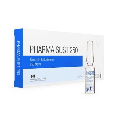 PHARMASUST 250 мг/мл, 10 ампул, Pharmacom LABS в Атырау