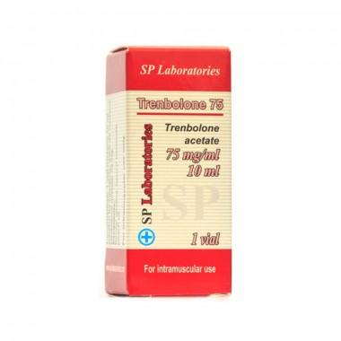 Thenbolone Acetate Тренболон Ацетат 75 мг/мл, 10 мл, SP Laboratories в Атырау