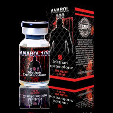 ANABOL 100 Инъекционный Метан Метандростенолон 100 мг/мл 10 мл, UFC PHARM в Атырау