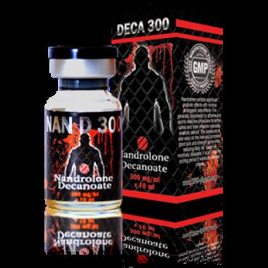 NAN DECA 300 Дека 300 мг/мл, 10 мл, UFC PHARM в Атырау