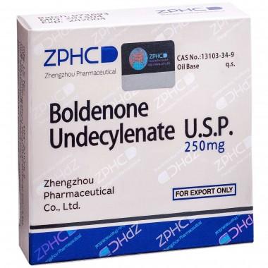 Boldenone Undecylenate Болденон Ундесиленат 250 мг/мл, 10 ампул, ZPHC в Атырау