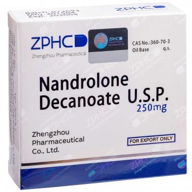 Nandrolone Decanoate Нандролон Деканоат 250 мг, 10 ампул, ZPHC в Атырау