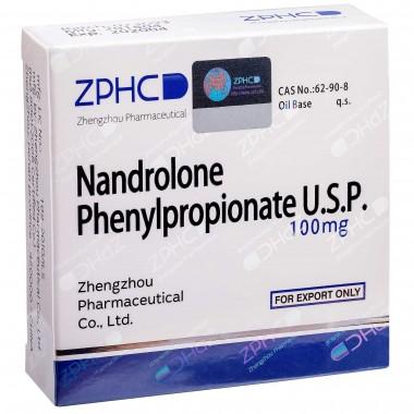 Nandrolone Phenylpropionate Нандролон Ф 100 мг/мл, 10 ампул, ZPHC в Атырау