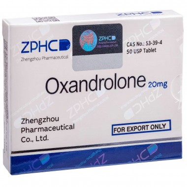 Oxandrolone Оксандролон 20 мг, 50 таблеток, ZPHC в Атырау