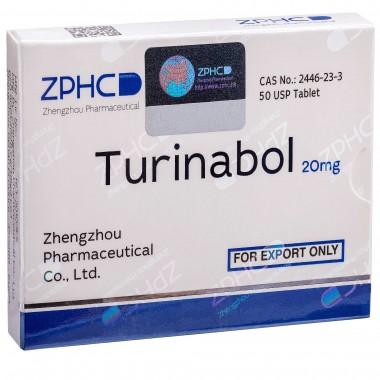 Turinabol Туринабол 20 мг, 50 таблеток, ZPHC в Атырау