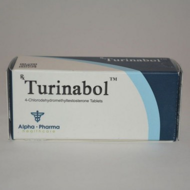 Turinabol (Туринабол) Alpha Pharma 50 таблеток (1таб 10 мг) в Атырау